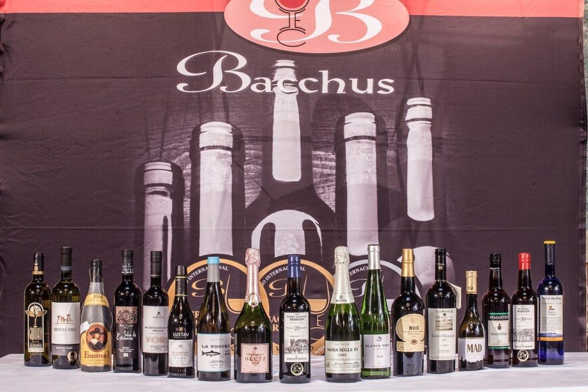vinos de España Bacchus 2019