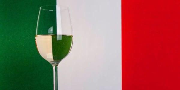 catador en vinos italianos