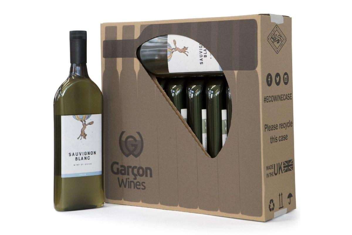 Vinhos Garçon e suas garrafas chatas