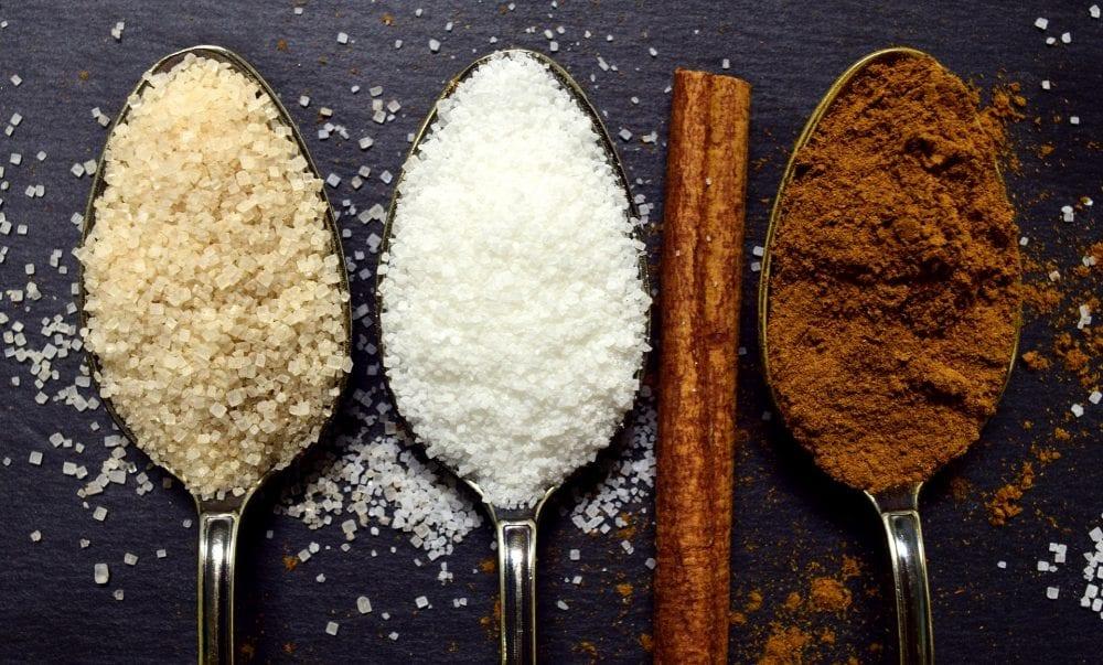 Azúcar y grasas