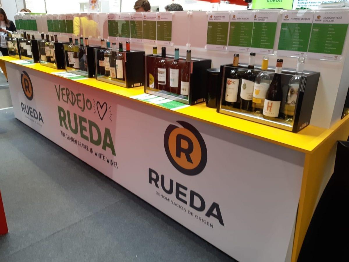 Rioja y DO Rueda en Prowein