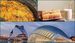 la mejor gastronomía en Fallas