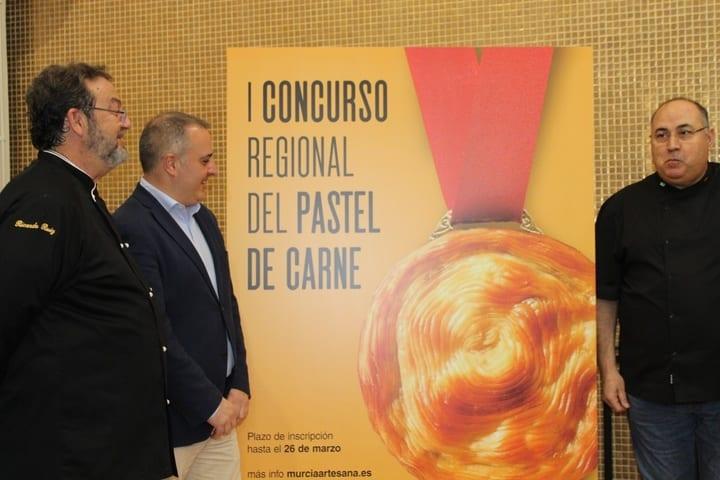 concurso pastel de carne en Murcia