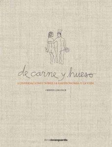 Livro 'De Carne y Hueso' de Cristina Jolonch