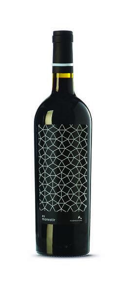 Bodega Terramoll botella vino