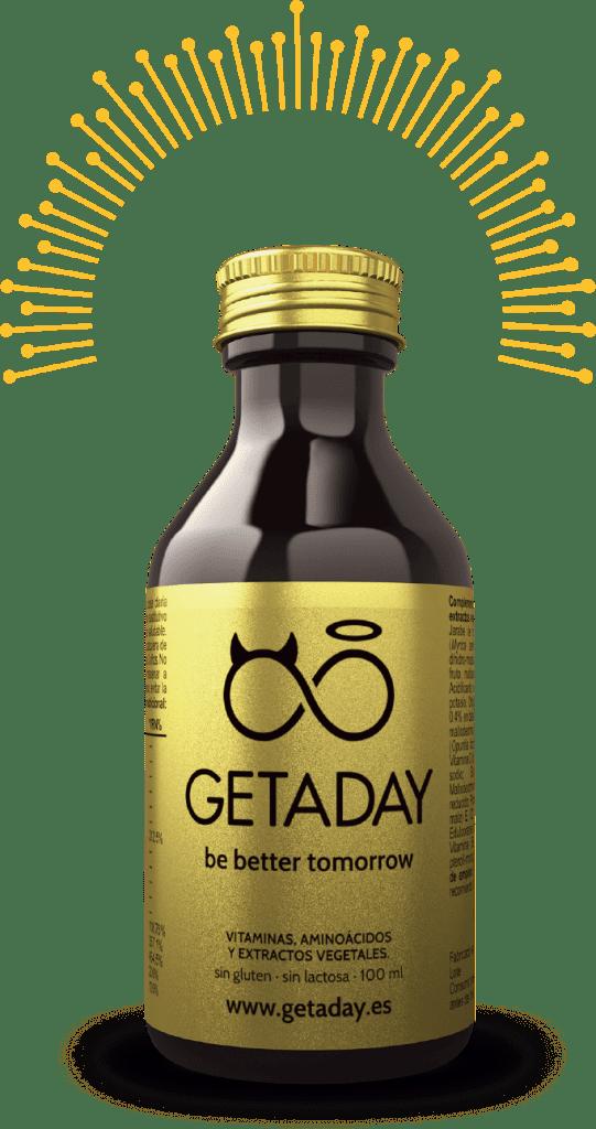 remedio contra la resaca Getaday