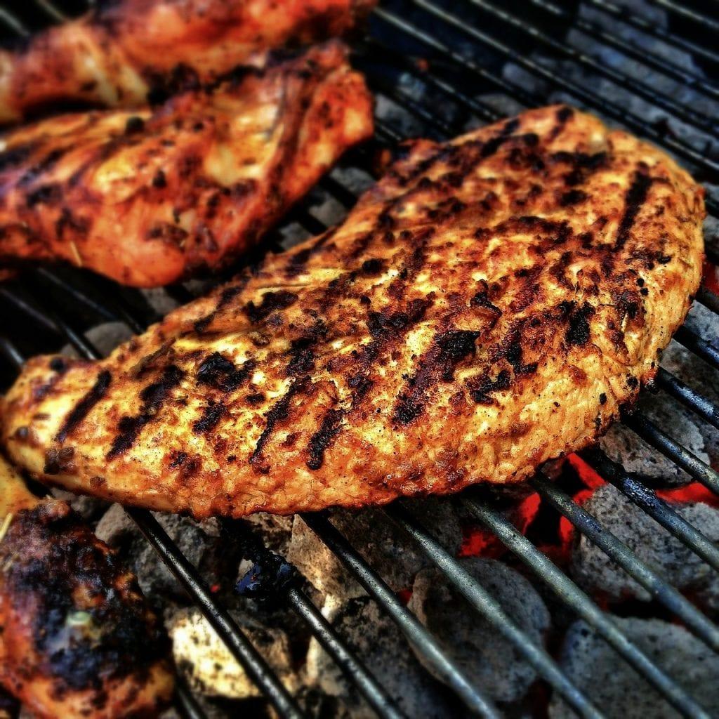 semana mundial sin carne barbacoa