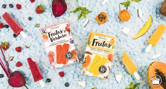 helados de mercadona frutas