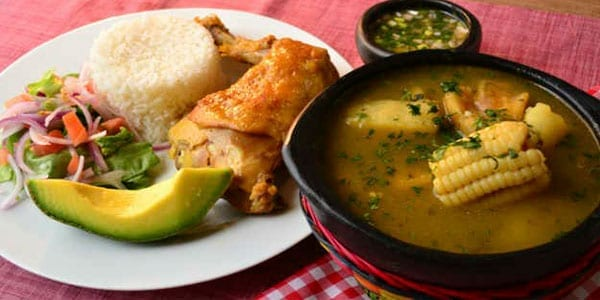 gastronomía colombiana