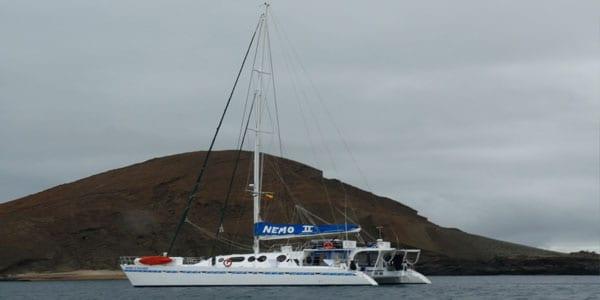 barco galápagos