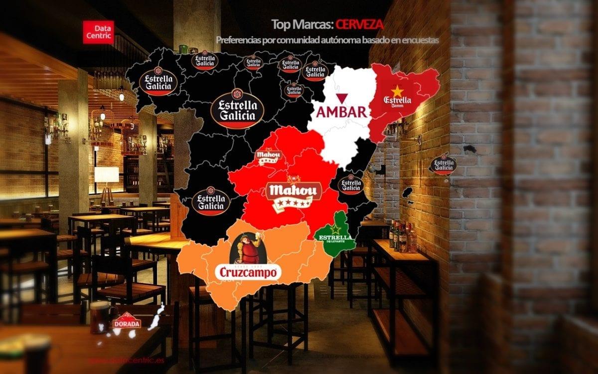 Top Marcas de Cerveza