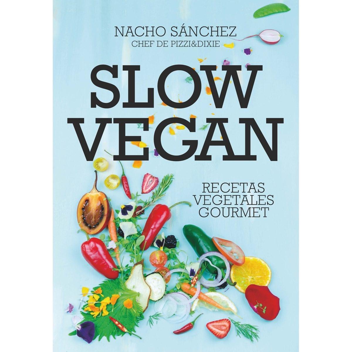 recetas veganas slow vegan libro
