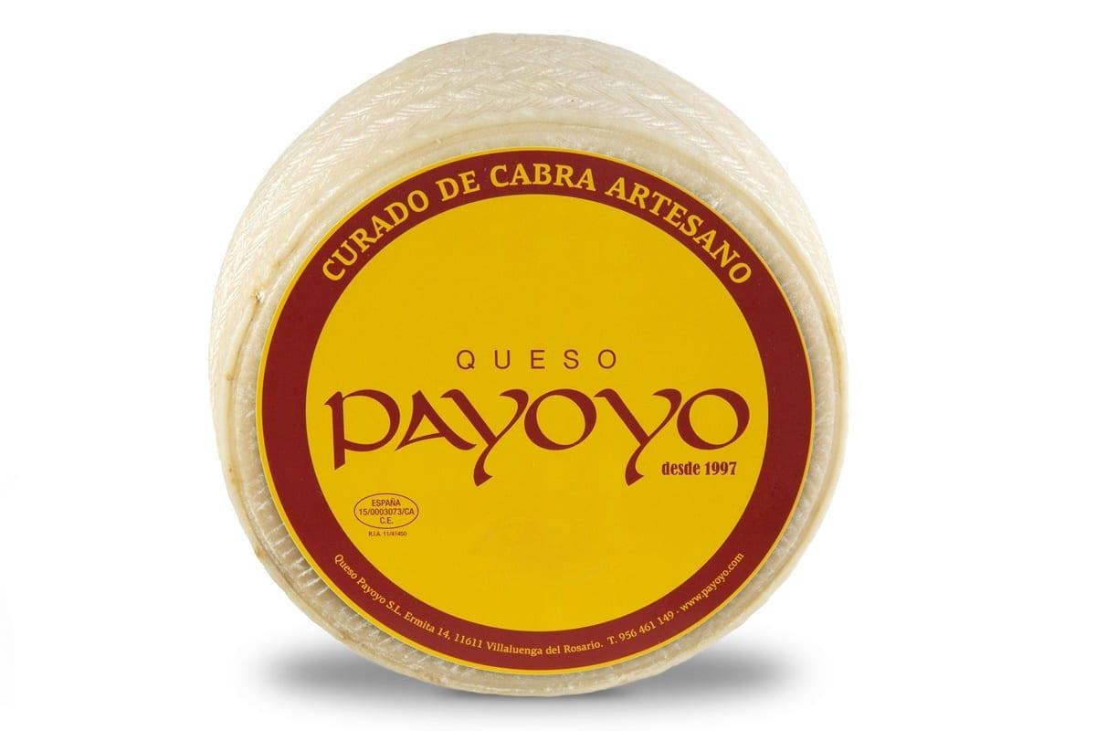 Villaluenga del Rosario queso Payoyo