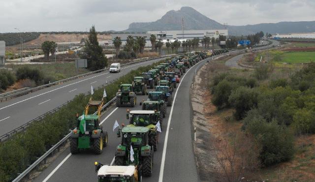 por qué protestan los agricultores
