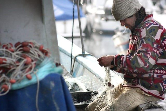 pescador b