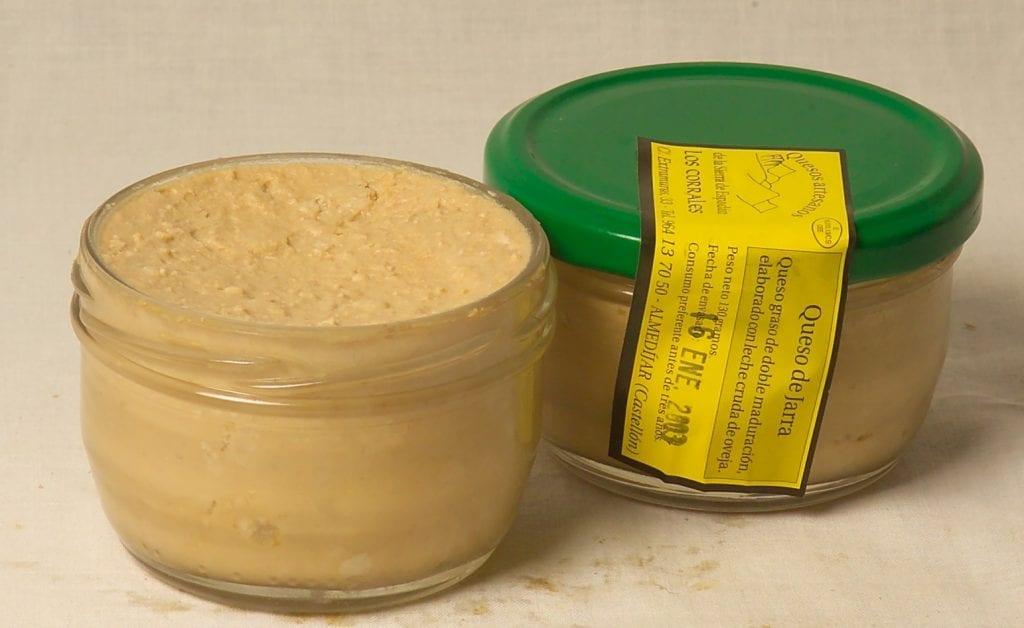 queso de jarra los corrales