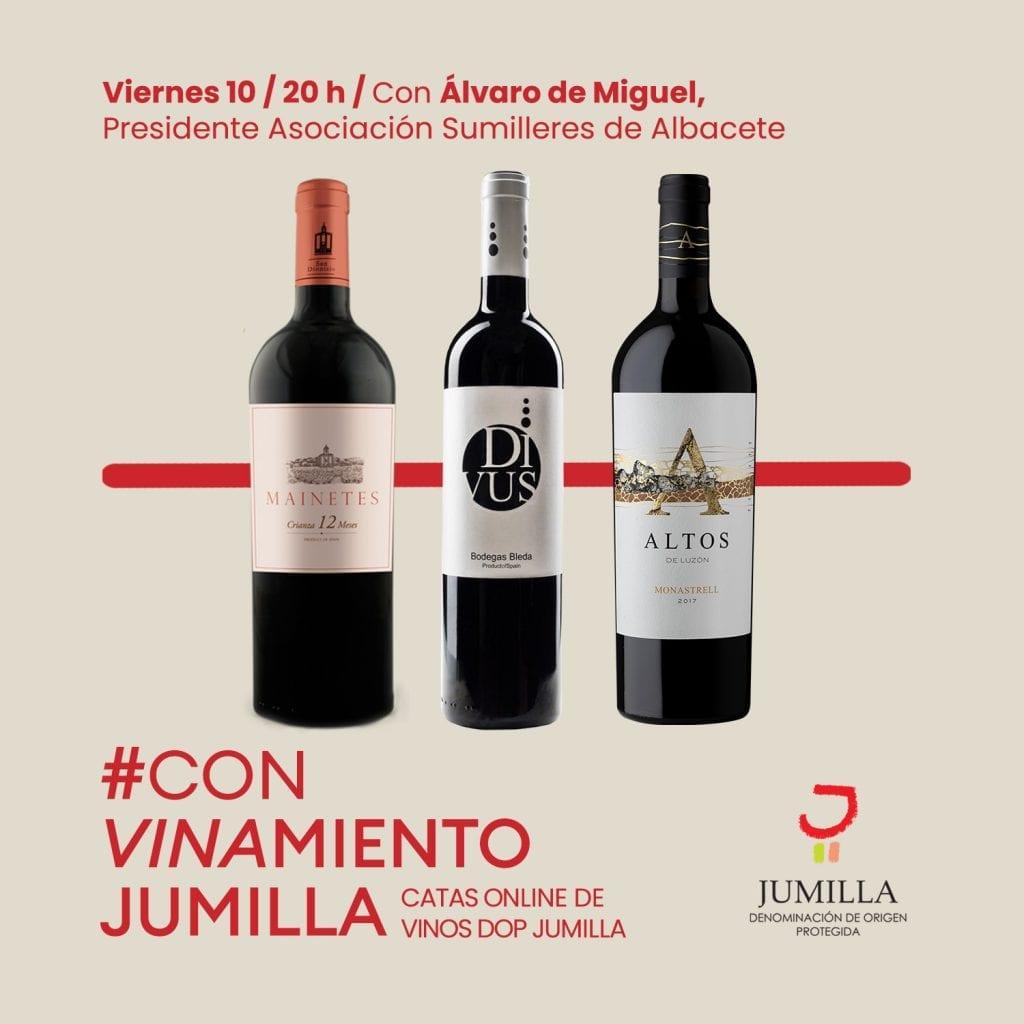 Vinos DOP Jumilla