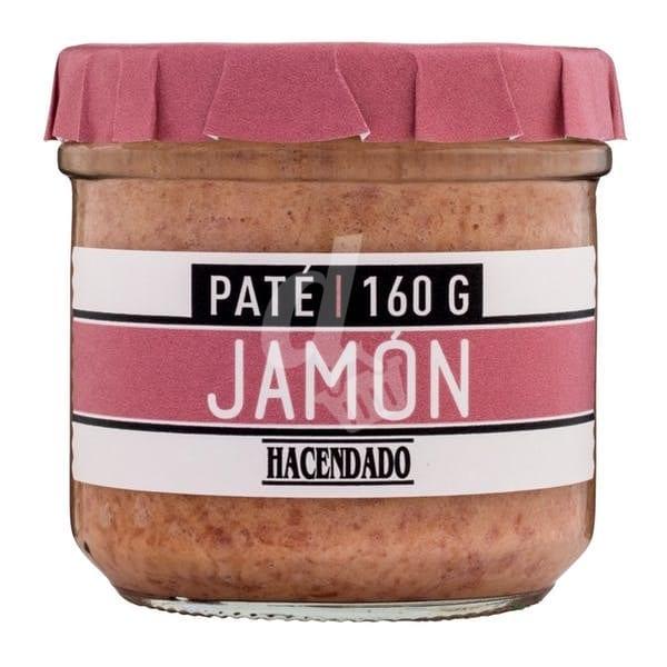 mejores patés jamón