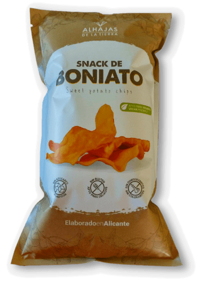 Alhajas de la tierra bolsa BoniaFit