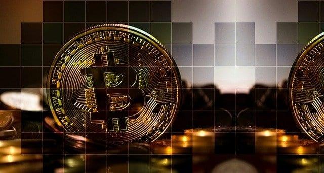 blockchain símbolo moneda