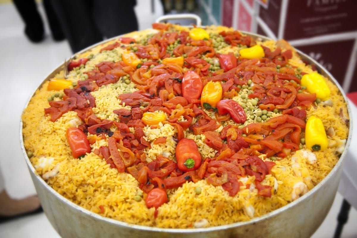 gastronomía caribeña