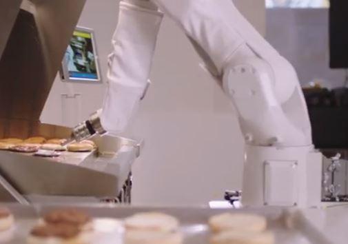 cocinero robot Flippy