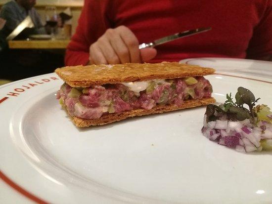 Bluefin tuna dish. Source: TripAdvisor.es