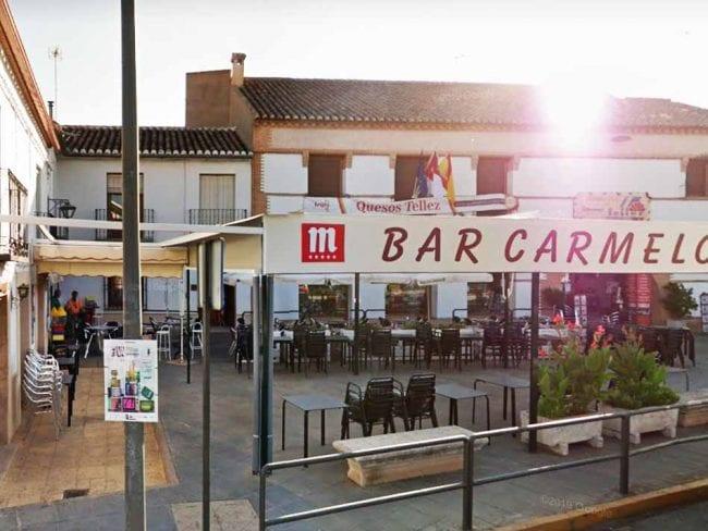 Bar en Almagro