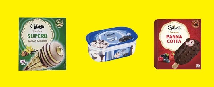 mejores helados de Lidl