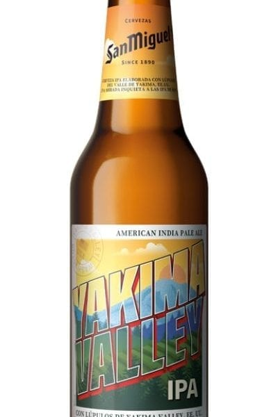 Cerveza IPA de San Miguel