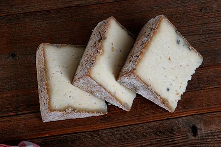 queso Gamoneu qué es el olor del queso