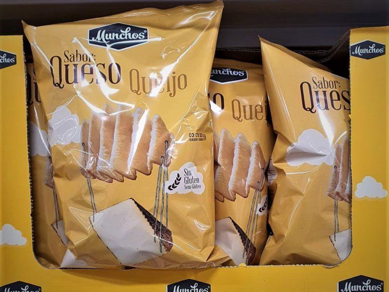 nuevas patatas fritas de Mercadona