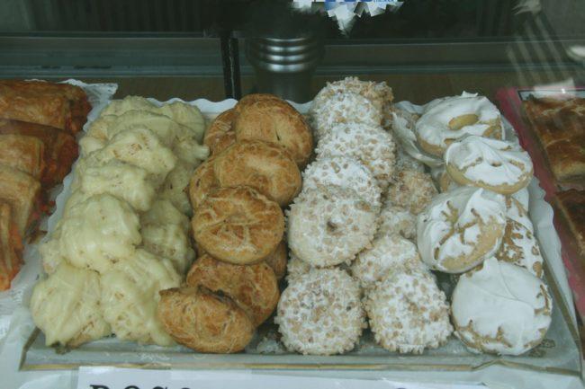 Surtido de rosquillas de San Isidro
