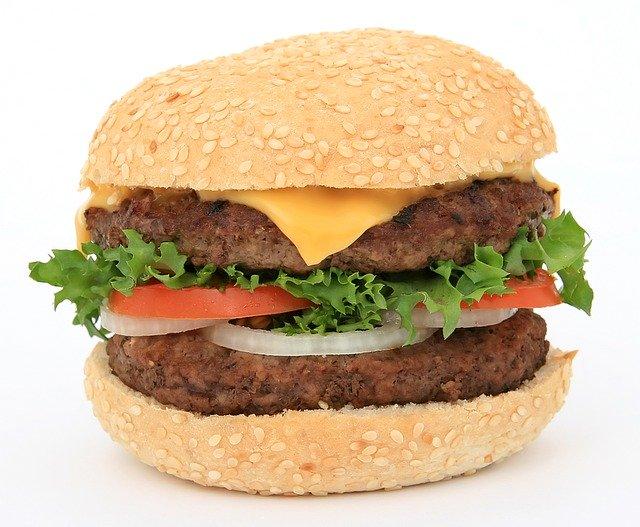 alternativas a la hamburguesa de carnes