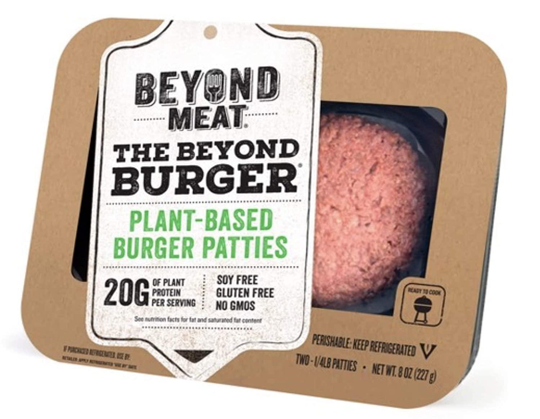 Beyond meat/diferencias entre la carne alternativa y la real