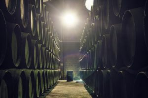 Adega de Jerez com o melhor brandy do mundo / Recuperação de Jerez