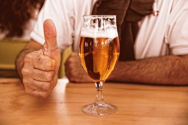 Cerveza actual.