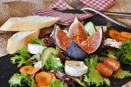 recetas saladas con higos