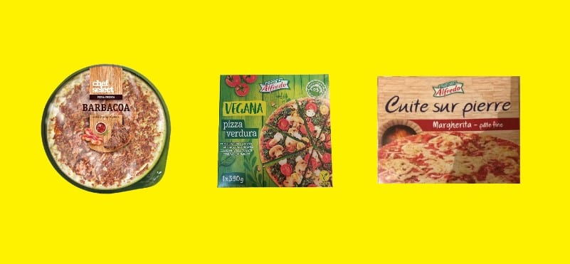 mejores pizzas de Lidl