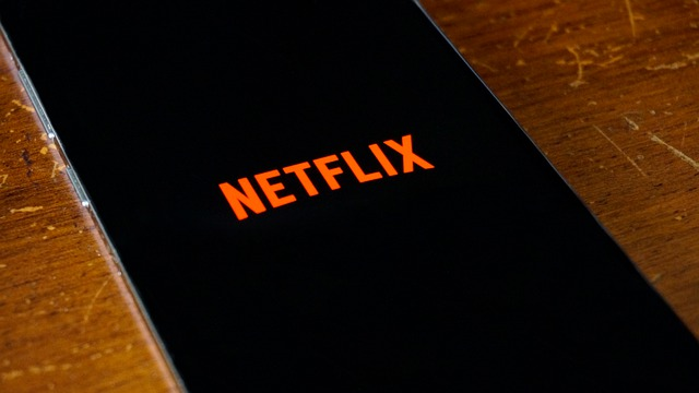 Netflix en un móvil
