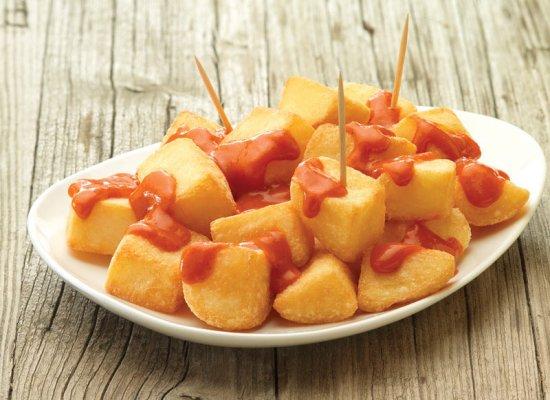capital de las patatas bravas