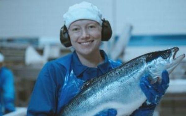 pescadera salmón
