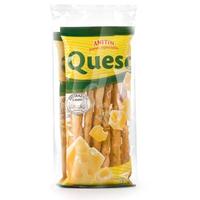 snacks salados de queso