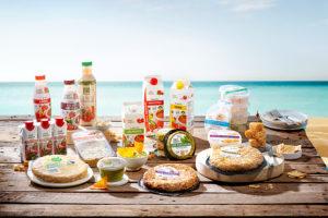 Surtido de platos preparados Chef Select para el verano