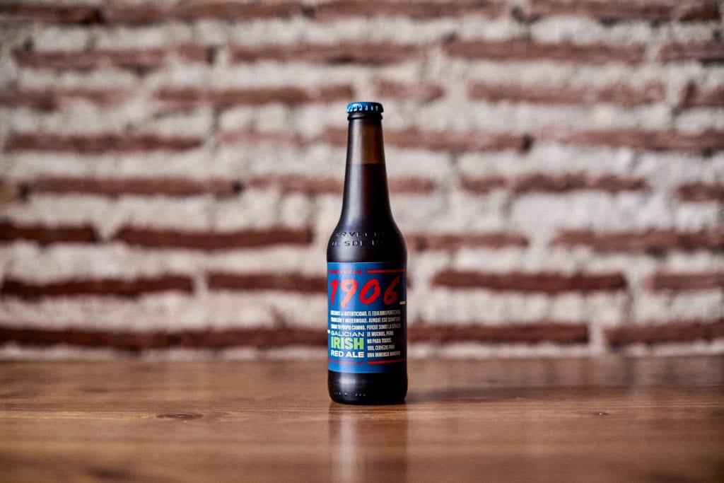 Cerveza Galician Irish