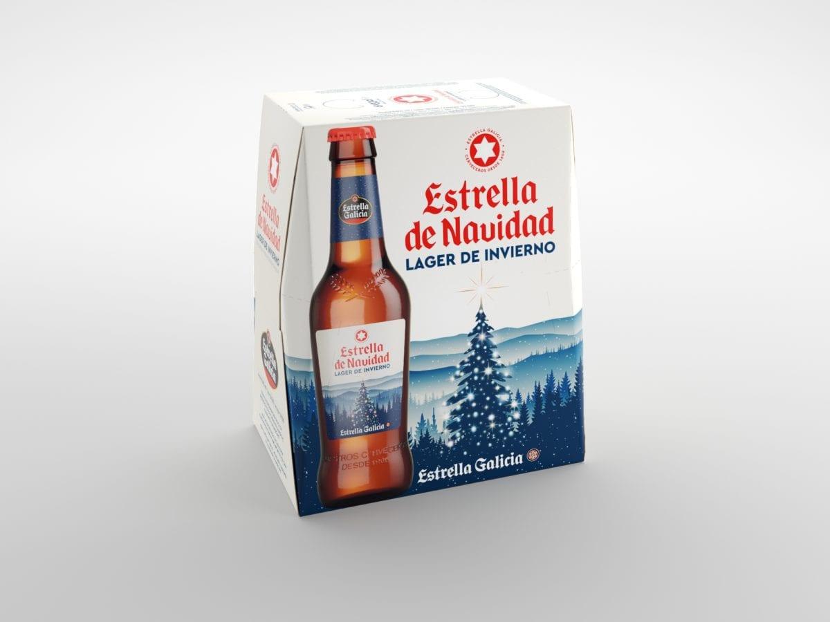 Estrella Galicia de Navidad