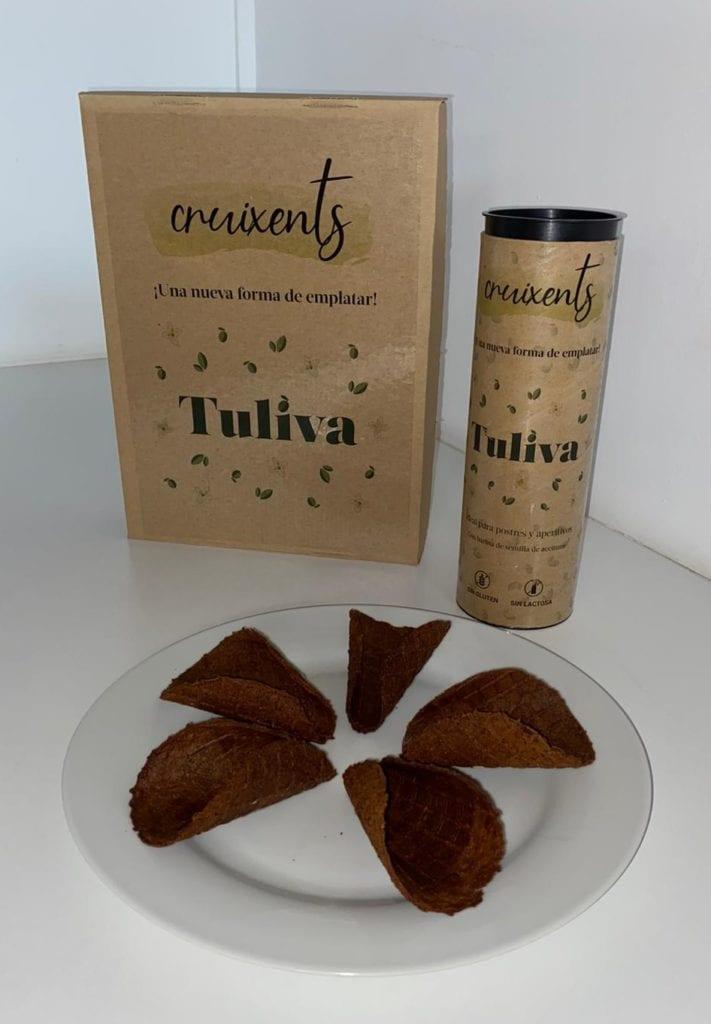 Tuliva, emplatados originales y con sello Km 0 - Información Gastronómica