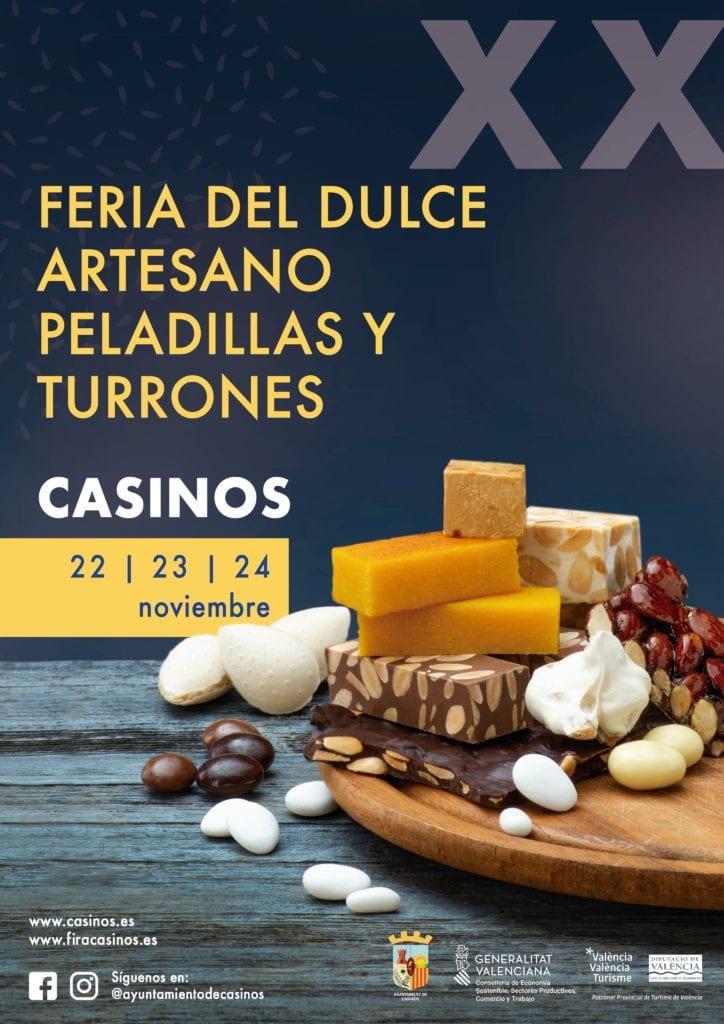 Feria de dulces de Casinos