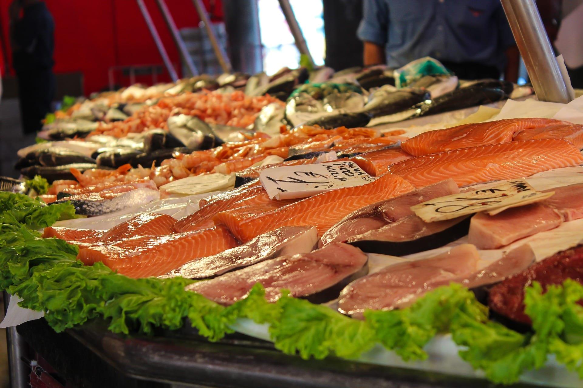 pescado y dieta saludable