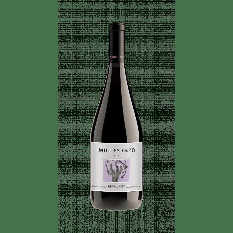 mujer rural Muller cepa vino bodega